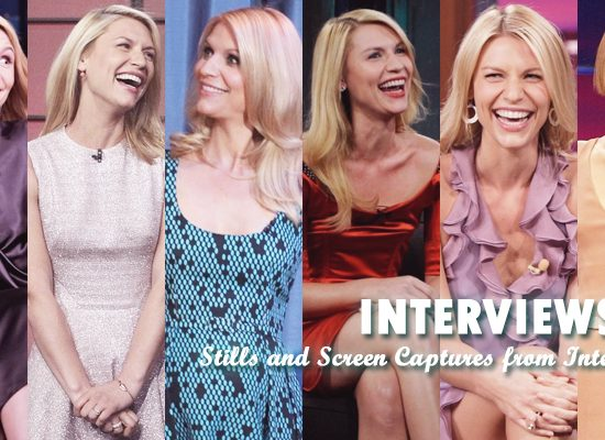 Gallery Updates: Interviews & Talk Shows